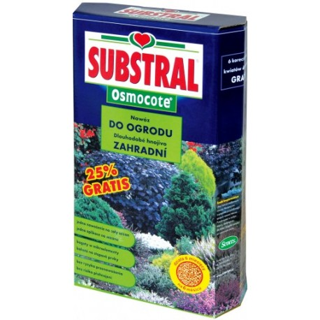 Substral Osmocote do ogrodu