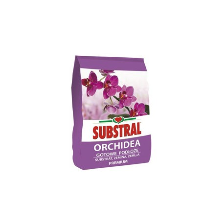 Substral ziemia do orchidei 3 L