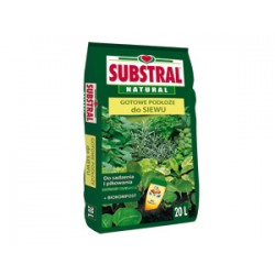 Substral ziemia do siewu 20L